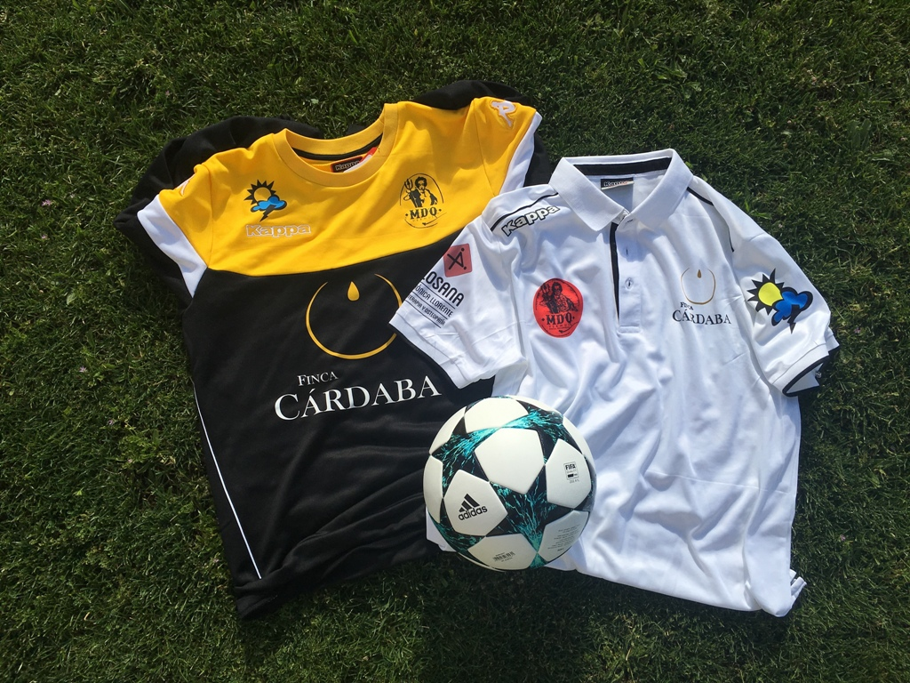 Camisetas Finca Cárdaba FootGolf