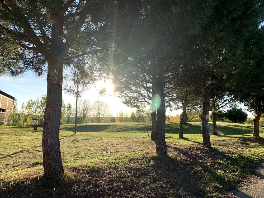 Entorno Salamanca Golf and Country.